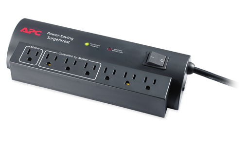 power strip greeen